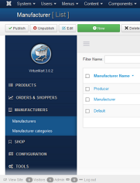Features vmadminlab responsive virtuemart 3 administrator template pronofoot35fo Choice Image